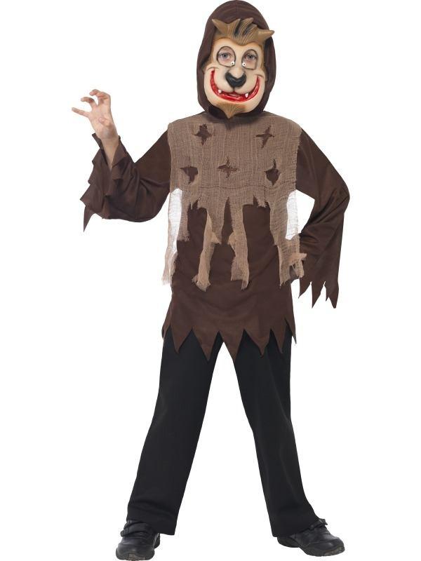 Halloween Verkleedkleding Kind.Aanbieding Wolf Monster Halloween Kinder Verkleedsetje