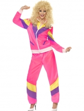 Aanbieding 80's Height of Fashion Disco Kostuum