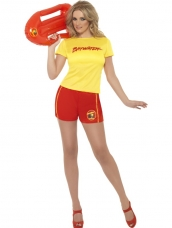 Goedkoop Baywatch Beach Dames Verkleedkleding