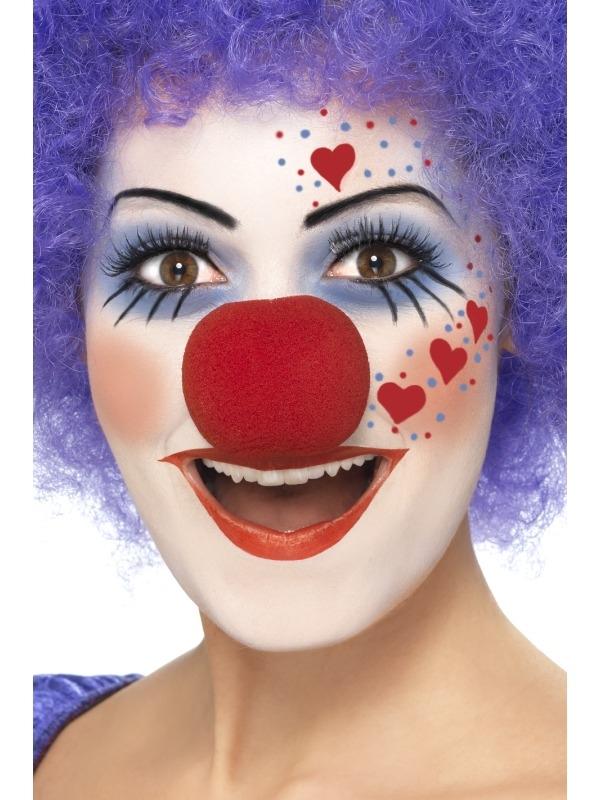 Aanbieding Clown Schmink Setje 7 Kleuren Tot 50 Korting Kostuumdumpnl
