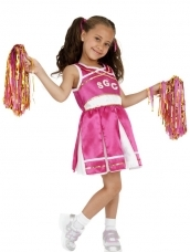 Cheerleader Kinder Kostuum