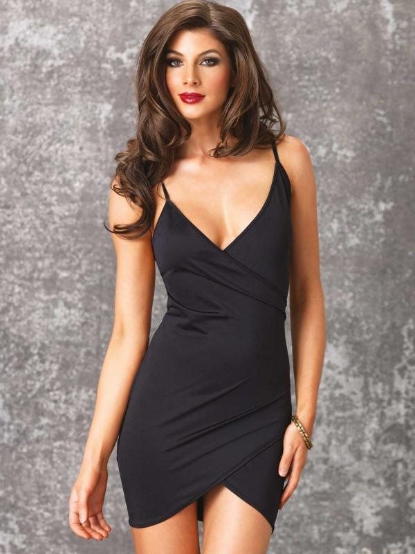 Zwart Jurkje.Sexy Clubwear Zwart Jurkje Maria Tot 50 Korting Kostuumdump Nl