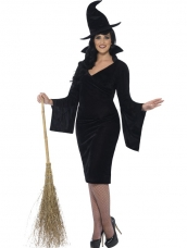Aanbieding Curves Witch Halloween Verkleedkleding