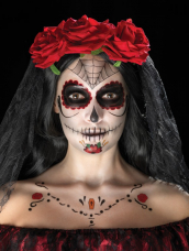 Day of the Dead  Tatoo en Schmink