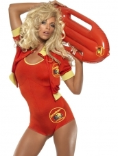 Baywatch Lifeguard Verkleedkostuum Sale
