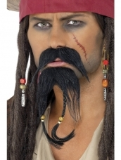 Piraten Snor en Baard  Pirates of the Caribbean
