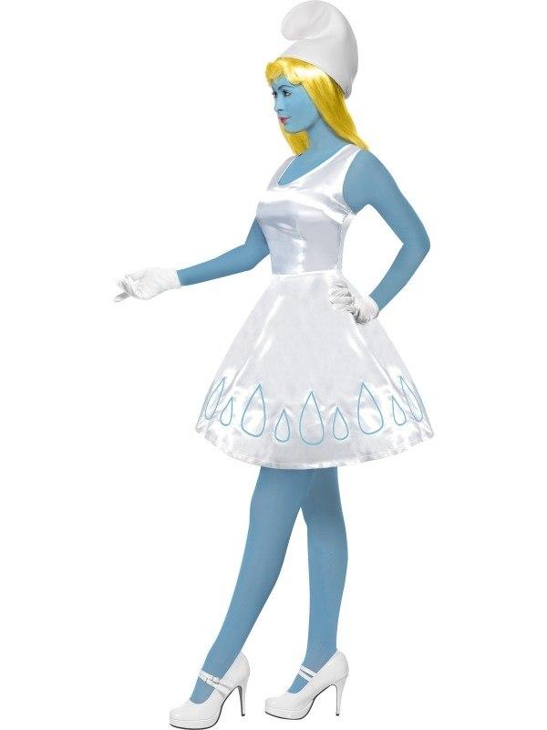 smurfin compleet sprookjes kostuum tot 50 korting