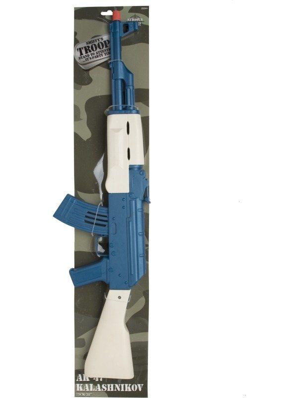 Goedkoop AK47 Plastic Speelgoed Geweer snel thuis bezorgd!