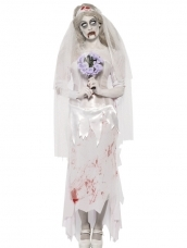 lokaal vind bruid kostuum