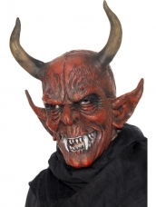 Duivel Demon Latex Horror Masker Halloween