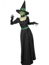 Aanbieding Wicked Witch Heksenkostuum